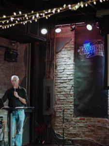Robert Warden Speaking