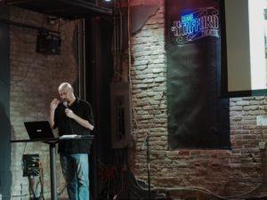 Andrew Erwin Speaking