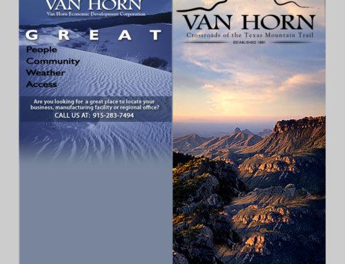Van Horn: Texas Mountain Trail Guide